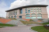 "Center for Creative Technologies ""TUMO."" Yerevan, Armenia — Stock Photo"