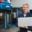 Mechanic Technology — Stock Photo #57385353