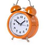 Alarm clock isolated on white background — Stock Photo #53425527