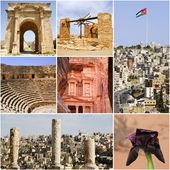 Landmark of Jordan — Foto de Stock