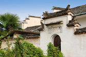 Chinese traditional house style, Hongcun, China — Stockfoto