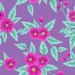 Seamless floral texture — Stock Vector #70191641