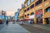 Casino On Boardwalk — Stock Photo