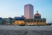 Strand en casino 's — Stockfoto