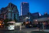 Night View Atlantic City — Stock Photo