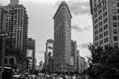 The Flatiron Building — Stock Photo