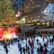 Постер, плакат: The Rink Rockefeller Center