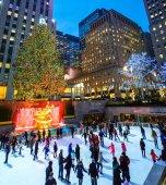 The View Rockefeller Center2 — Стоковое фото