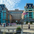 Quiet Atlantic City Boardwalk — Stock Photo #68940141
