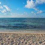 Clear Caribbean Sea — Stock Photo #74110725