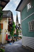 Hallstatt - Austria — Stock Photo