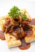 Tofu Dish — Stock Photo