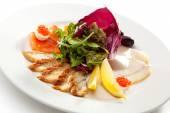 Fish Plate — Stock Photo