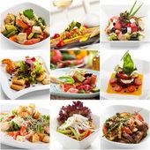 Freshness Salad — Stock Photo
