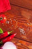 Freshness Vegetables — Stock Photo