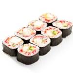 Japanese Cuisine - Sushi — Stock Photo #55465873
