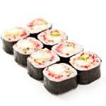 Japanese Cuisine - Sushi — Stock Photo #56185993
