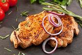 Pork Loin Steak — Zdjęcie stockowe