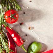 Свежесть овощей — Стоковое фото