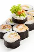 Sushi-rolle — Stockfoto