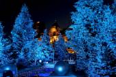 Christmas in Monte-Carlo — Stock Photo