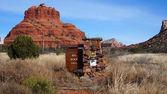 Bell Rock, Arizona — Stock Photo