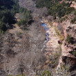 Oak Creek Canyon Arizona — Stock Photo #54680987