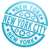 New York City stamp — Stock Photo