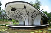 Singapore Botanic Gardens — Stock Photo
