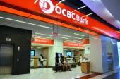 OCBC Bank Singapore — Stock Photo