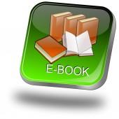 Tasto e-libro — Foto Stock