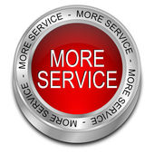 More Service button — Stock Photo