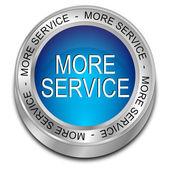 More Service button — Stock Photo