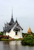Ancient temple of Thailand — Stock Photo
