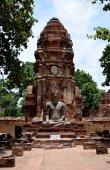 Ruin temple in Thailand — Foto de Stock