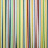 Background of Striped drink straws — Stock Photo