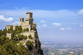 View of san marino — Stock Photo