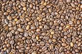 Texture coffee beans  — Stock Photo