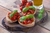 Italský předkrm friselle - puglia — Stock fotografie