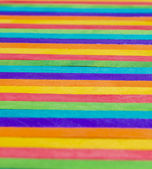 Colorful wooden stripe on horizontal2 — Stock Photo