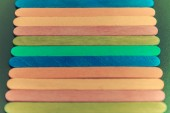 Colorful wooden stripe6 — Stock Photo