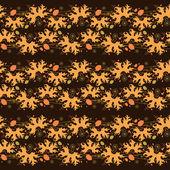 紅葉のパターン — ストックベクタ