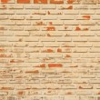 Old white brick — Stock Photo #52011893
