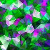 Üçgen geometrik arka plan — Stok Vektör