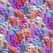 几何立方体背景 — 图库矢量图片