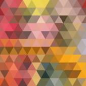 Abstrato de triângulos — Vetor de Stock
