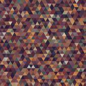 Abstrakt trianglar bakgrund — Stockvektor