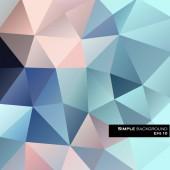 üçgenler arka plan — Stok Vektör
