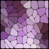 Geometrical shapes background — Stockvector