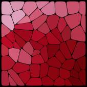 Geometrical shapes background — Vector de stock